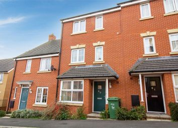 Thumbnail 5 bed town house for sale in Jack Russell Close, Stroud, Gloucestershire