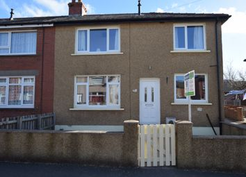 Thumbnail 3 bed end terrace house for sale in Lord Street, Dalton-In-Furness, Cumbria