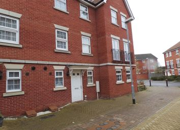 Thumbnail 3 bed town house to rent in Pacey Way, Grantham