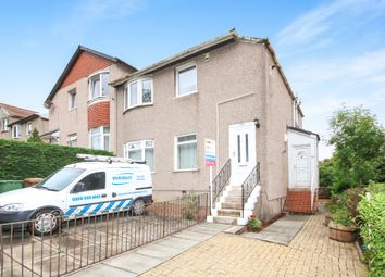 Thumbnail 2 bed flat for sale in Croftfoot Road, Croftfoot, Glasgow