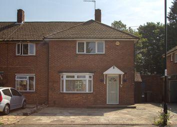 Thumbnail 2 bed end terrace house for sale in King Henrys Drive, New Addington, Croydon