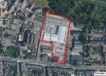 Thumbnail Industrial for sale in Barrack Street, Colchester