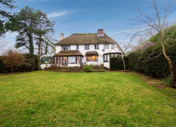Thumbnail 4 bed detached house for sale in Newport Road, Castleton, Cardiff, Newport