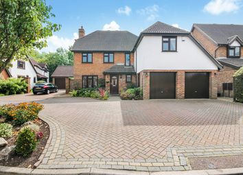 Thumbnail 5 bed detached house for sale in Cottis Close, Langdon Hills, Basildon