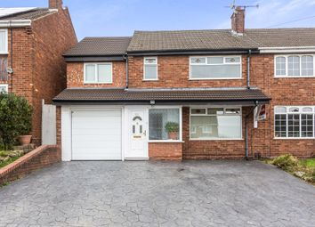 4 bed semi-detached house for sale in Crendon Road, Rowley Regis B65