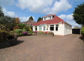 Thumbnail 4 bed detached bungalow for sale in Heol Y Deri, Rhiwbina