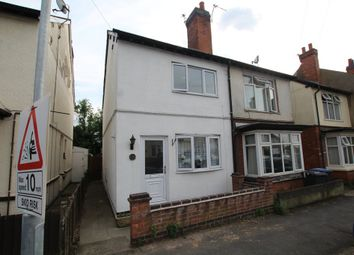 Thumbnail 3 bed semi-detached house for sale in Edward Street, Hinckley