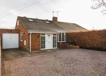 Thumbnail 3 bed bungalow for sale in Moor Way, Huntington, York