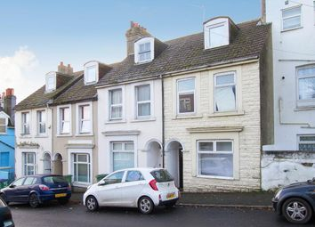 Thumbnail 3 bed terraced house for sale in Ryland Place, Folkestone