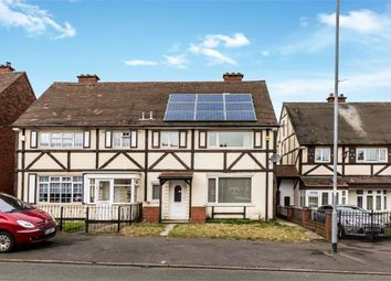 Thumbnail 3 bedroom semi-detached house for sale in Hardy Road, Walsall, West Midlands