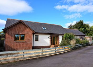 Thumbnail 4 bed detached bungalow for sale in Stapleton Road, Annan