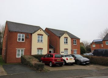 Thumbnail 1 bed flat for sale in St. Theodors Court, Glastonbury Close, Belmont, Hereford