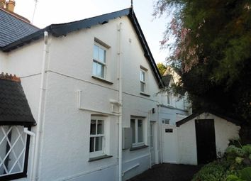 Thumbnail 2 bed semi-detached house to rent in Breakwater Road, Bude, Cornwall