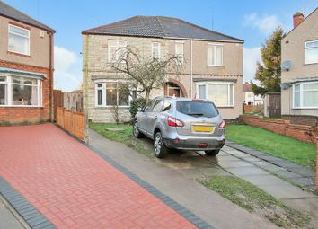 Thumbnail 3 bed semi-detached house for sale in Warden Road, Coventry