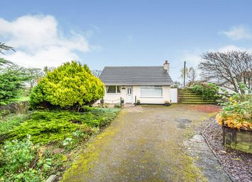 Thumbnail 4 bed bungalow for sale in Hailforth, Mawbray, Maryport, Cumbria