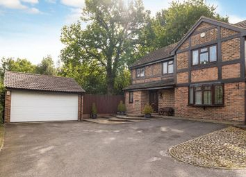 Thumbnail 4 bedroom detached house for sale in Ditton Green, Luton