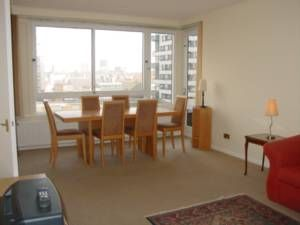 Thumbnail 2 bedroom flat to rent in Norfolk Crescent, London