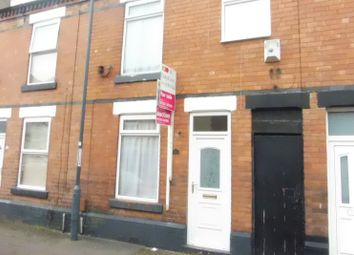 Thumbnail 3 bed terraced house for sale in Chambers Street, Alvaston, Derby, Derbyshire