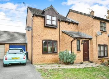 Thumbnail 3 bed semi-detached house for sale in Hollybush Close, Chippenham