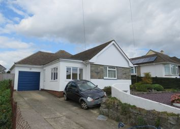 Thumbnail 4 bed detached bungalow for sale in Ridgeway Road, Newton Abbot