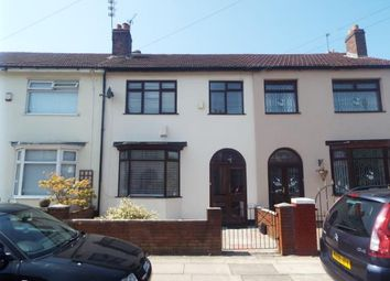 Thumbnail 3 bedroom terraced house for sale in Dovercliffe Road, Old Swan, Liverpool, Merseyside