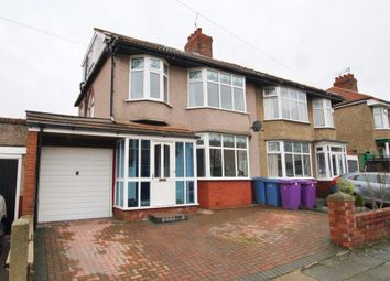 Thumbnail 4 bed semi-detached house for sale in Latrigg Road, Aigburth, Liverpool