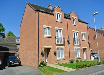 Thumbnail 4 bed semi-detached house for sale in Kestrel Drive, Bourne, Lincolnshire