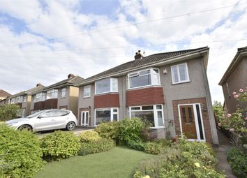 Thumbnail 3 bed semi-detached house for sale in Mount Hill Road, Hanham