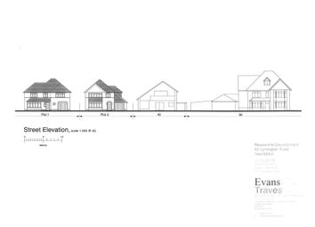 Thumbnail Land for sale in Lymington Road, New Milton