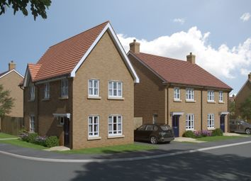 Thumbnail 2 bed semi-detached house for sale in Bootmaker Close, Woodford Halse