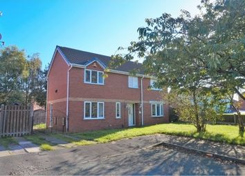 Thumbnail 4 bed detached house to rent in Cross Street, Ince, Wigan
