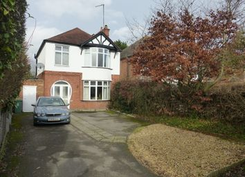 Thumbnail 3 bed detached house for sale in Cheltenham Road, Longlevens, Gloucester