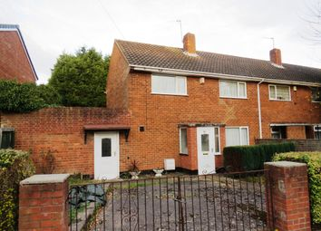Thumbnail 3 bed end terrace house for sale in Berrowside Road, Shard End, Birmingham