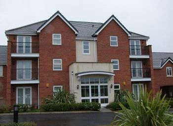 Thumbnail 2 bed flat for sale in 55 Millfield, Neston, Cheshire