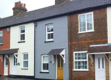 Thumbnail 2 bedroom terraced house to rent in London Road, Dunton Green, Sevenoaks