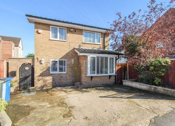 Thumbnail 3 bed detached house for sale in Cross Street, Chesterfield