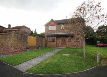 Thumbnail 3 bed detached house for sale in Longfellow Avenue, Hawarden, Flintshire