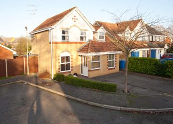 Thumbnail 3 bed detached house for sale in Tarn Close, Farnborough