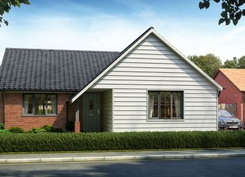 Thumbnail 3 bedroom detached bungalow for sale in Rightup Lane, Wymondham