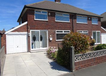 Thumbnail 3 bed semi-detached house for sale in Taunton Drive, Aintree, Liverpool