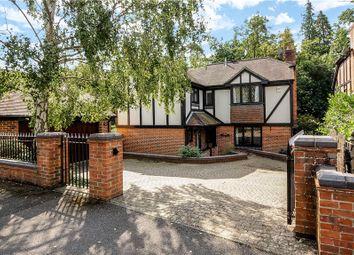 Thumbnail 5 bed detached house for sale in Oakdene, Sunningdale, Berkshire