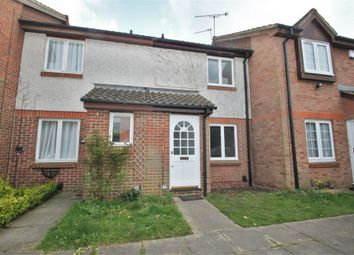 Thumbnail 2 bed terraced house to rent in Lowdell Close, West Drayton, Greater London