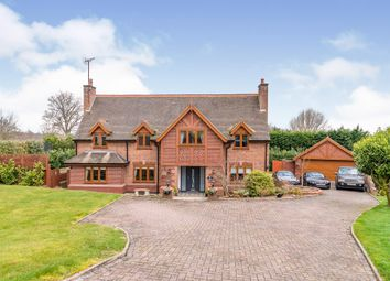 Doveleys Manor Park, Rocester, Uttoxeter ST14. 4 bed detached house for sale