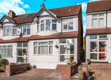 Thumbnail 4 bedroom end terrace house for sale in Waddon Park Avenue, Croydon