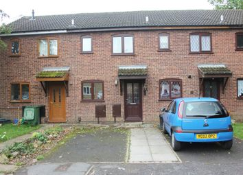 Thumbnail 2 bed town house for sale in Blenheim Close, South Wigston, Leicester