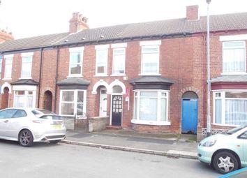 Thumbnail 4 bedroom terraced house for sale in Lambton Street, Hull