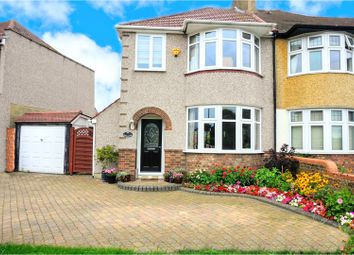 Thumbnail 3 bedroom semi-detached house for sale in Kings Close, Dartford