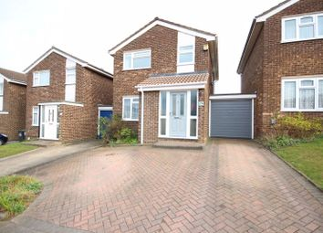 3 bed detached house for sale in Buckingham Drive, Luton LU2