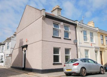 Thumbnail 3 bed end terrace house for sale in East View, Stoke, Plymouth