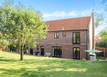 Thumbnail 4 bedroom detached house for sale in Mill View, Sedgeford, Hunstanton